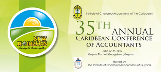 35th Annual Caribbean Conference of Accountants
